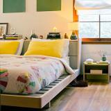 20 เคล็ดลับการออกแบบตกแต่งห้องนอนเล็กๆให้เต็มฟังก์ชั่น
